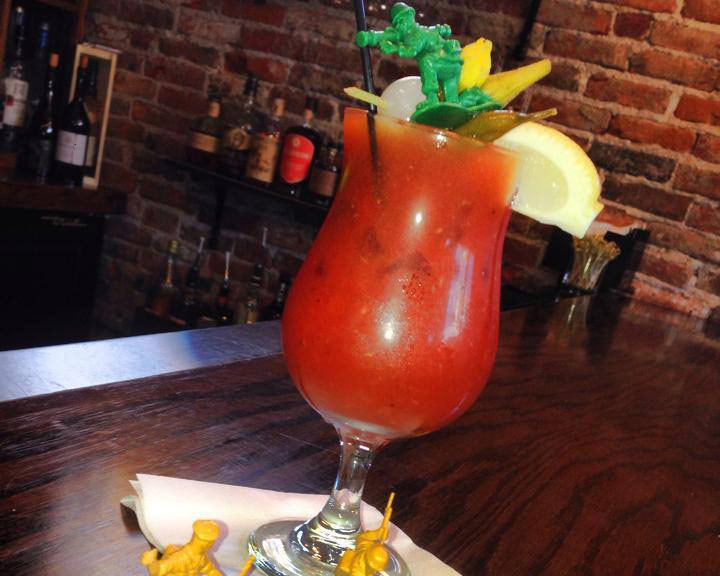 Volstead Bar & Speakeasy Volstead Bloody Mary