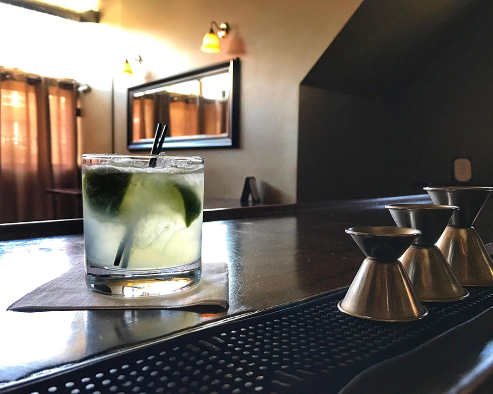 Volstead Bar & Speakeasy Caipirinha
