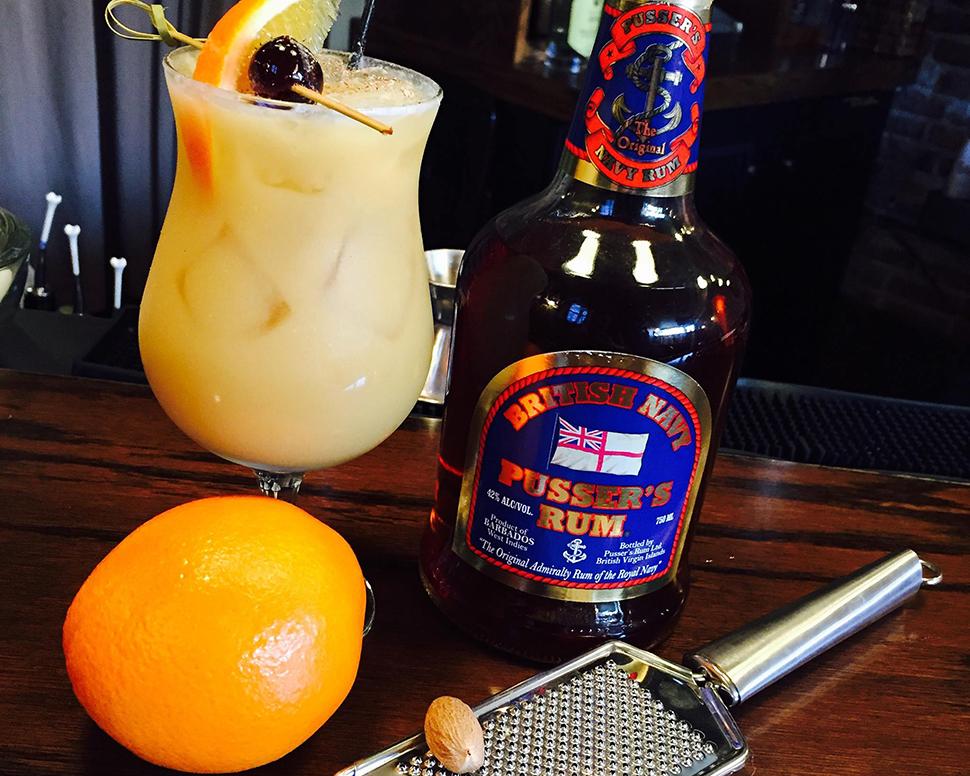 Volstead Bar Painkiller Cocktail