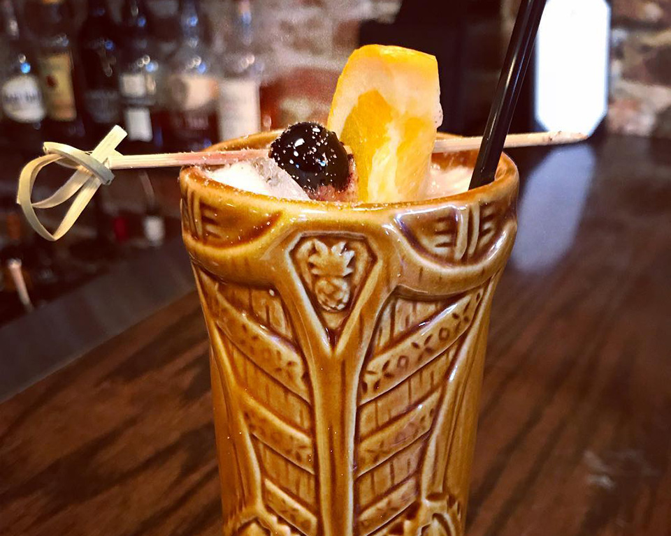 Volstead Bar Cocktail Mai Tai