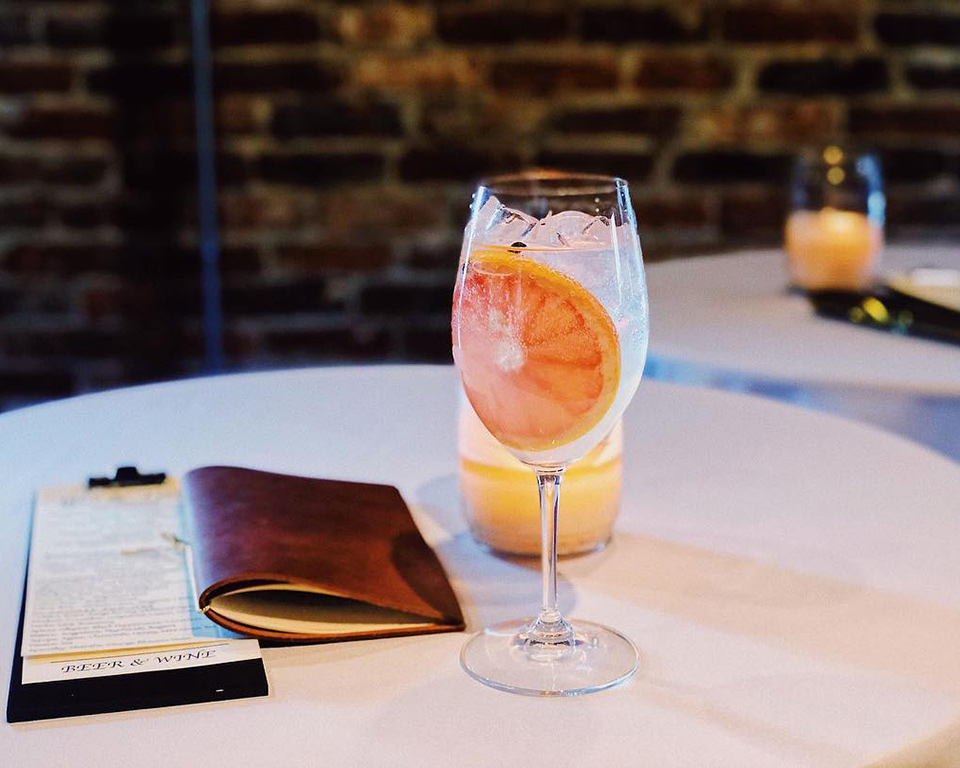Volstead Bar Cocktail Bicentennial