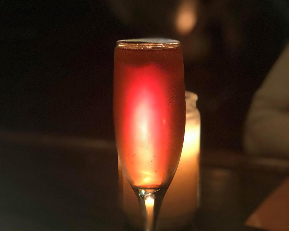 Volstead Bar Cocktail Seelbach